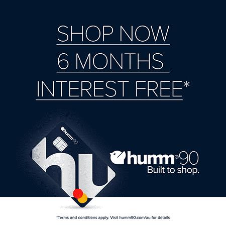 Humm90 Interest Free Credit Card