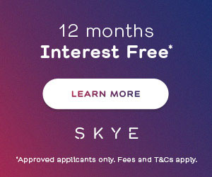 Skye Interest Free Credit Card